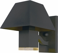 Maxim 53512CLBK Pavilion Black LED Exterior Wall Light Sconce