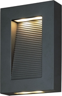 Maxim 54350ABZ Avenue Contemporary Architectural Bronze LED Outdoor Wall Sconce Lighting