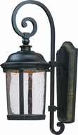Maxim 55024CDBZ Dover LED Traditional Bronze Outdoor Lighting Wall Sconce