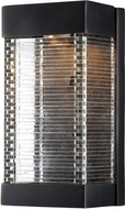 Maxim 55222CLBZ Stackhouse VX Contemporary Bronze LED Outdoor 10 Lighting Wall Sconce