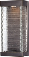 Maxim 55226CLBZ Stackhouse VX Contemporary Bronze LED Outdoor 16 Wall Sconce Lighting