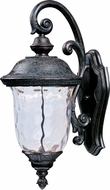 Maxim 55496WGOB Carriage House LED Traditional Oriental Bronze Exterior Wall Lighting