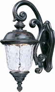 Maxim 55497WGOB Carriage House LED Traditional Oriental Bronze Outdoor Sconce Lighting