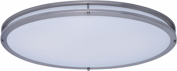 Maxim 55548WTSN Linear Contemporary Satin Nickel LED 18 Home Ceiling Lighting