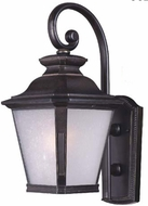 Maxim 55625FSBZ Knoxville Contemporary Bronze LED Outdoor 18.5 Wall Sconce Lighting