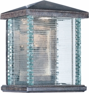Maxim 55732CLET Triumph VX Contemporary Earth Tone LED Outdoor 9.75 Lighting Wall Sconce