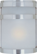 Maxim 56005FTSST Arc LED Stainless Steel Outdoor Wall Sconce Lighting