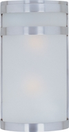 Maxim 56006FTSST Arc LED Stainless Steel Outdoor Wall Light Sconce