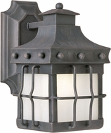 Maxim 56081FSCF Nantucket Traditional Country Forge Outdoor Wall Mounted Lamp