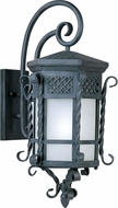 Maxim 56325FSCF Scottsdale Country Forge Outdoor 28  Wall Lighting Sconce