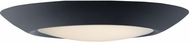 Maxim 57652WTBK Diverse Black LED 8  Ceiling Light Fixture