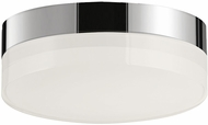 Maxim 57680CLFTPC Illuminaire II Contemporary Polished Chrome LED Outdoor 5  Ceiling Light