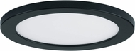 Maxim 57710WTBK Wafer Black LED 5  Overhead Lighting