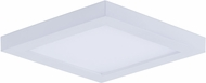 Maxim 57720WTWT Wafer LED Modern White LED Outdoor Ceiling Light Fixture