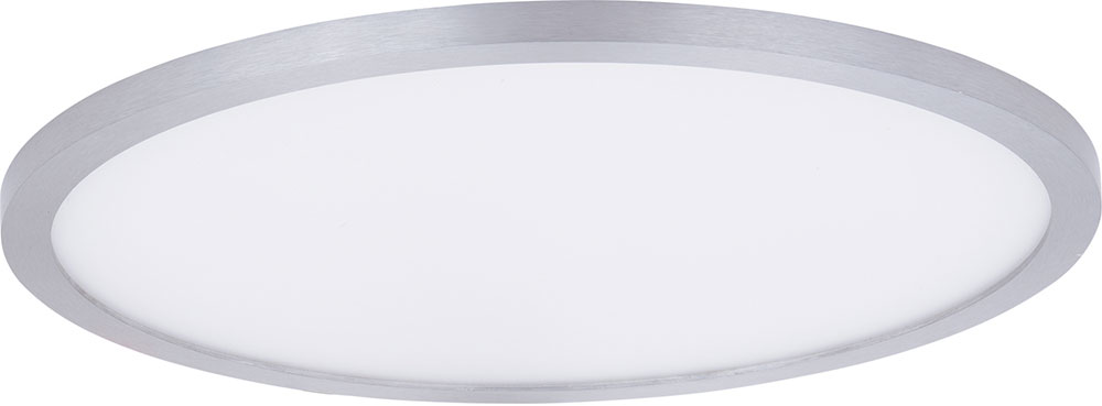 Maxim 57736wtsn Wafer Modern Satin Nickel Led Exterior