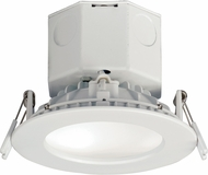 Maxim 57792WTWT Cove Modern White LED Recessed Lighting