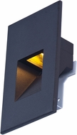 Maxim 58002BK Path Black Exterior Indoor Step Lighting