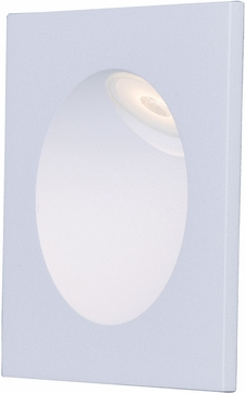 Maxim 58004WT Path Modern White LED Outdoor Step Light