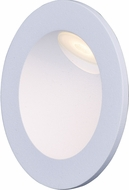 Maxim 58006WT Path Contemporary White LED Exterior Step Lighting