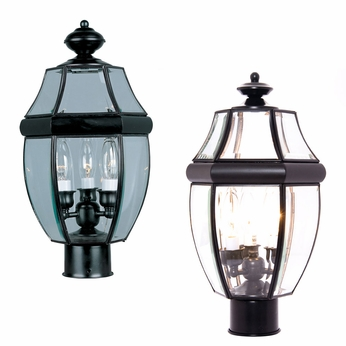 Maxim 6097CL South Park 18.5 Tall Outdoor Post Lamp