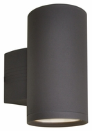 Maxim 6101ABZ Lightray Contemporary Architectural Bronze Finish 9.25 Tall Outdoor Lighting Wall Sconce