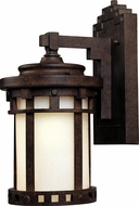 Maxim 65031MOSE Santa Barbara LED E26 Sienna LED Exterior Wall Lighting Sconce
