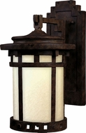 Maxim 65033MOSE Santa Barbara LED E26 Sienna LED Exterior 7  Wall Sconce Lighting