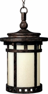 Maxim 65038MOSE Santa Barbara LED E26 Sienna LED Exterior Lighting Pendant