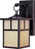 Maxim 65053HOBU Coldwater LED E26 Craftsman Burnished LED Outdoor Wall Sconce Light