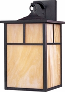 Maxim 65054HOBU Coldwater LED E26 Mission Burnished LED Exterior Wall Sconce