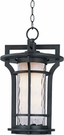 Maxim 65788WGBO Oakville LED E26 Modern Black Oxide LED Outdoor Hanging Lamp