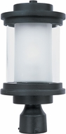 Maxim 65860CLFTAR Lighthouse LED E26 Contemporary Anthracite LED Exterior Lamp Post Light Fixture