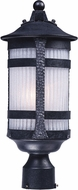 Maxim 83120CONAR Casa Grande EE Anthracite Fluorescent Outdoor Post Lighting