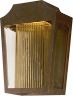 Maxim 85634CLTRAE Villa Adobe LED Outdoor Lamp Sconce