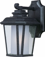 Maxim 85662CDFTBO Radcliffe EE Traditional Black Oxide Fluorescent Exterior Wall Sconce Lighting