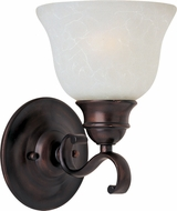Maxim 85807ICOI Linda EE Oil Rubbed Bronze Wall Light Sconce