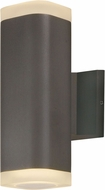 Maxim 86135ABZ Lightray Modern Architectural Bronze Exterior 10  Wall Sconce