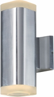 Maxim 86135AL Lightray Modern Brushed Aluminum LED Outdoor Wall Lighting Fixture
