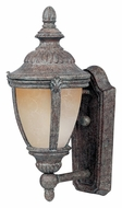Maxim 86183LTET Morrow Bay EE Small Fluorescent Earth Tone Exterior Wall Lamp - 20 Inches Tall