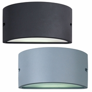 Maxim 86197WT Zenith EE Contemporary 4.75  Tall Outdoor Wall Sconce