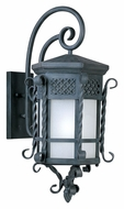 Maxim 86325FSCF Scottsdale EE Extra Large Country Forge 28 Inch Tall Exterior Sconce