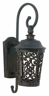Maxim 86393BZ Whisper Dark Sky EE Traditional Bronze Finish 19 Inch Tall Fluorescent Exterior Sconce