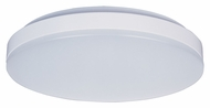 Maxim 87584WTWT Profile EE Large Flush Mount 13 Inch Diameter Overhead Light Fixture