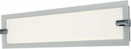 Maxim 87624CLFTSN Trim Modern Satin Nickel LED 23  Lighting For Bathroom