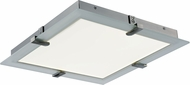 Maxim 87628CLFTSN Trim Modern Satin Nickel LED Ceiling Light Fixture