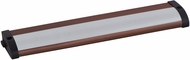 Maxim 89901BRZ CounterMax Anodized Bronze Under Cabinet Lighting