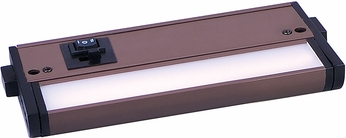 Maxim 89992BZ CounterMax MX-L-120-3K Modern Bronze LED Cabinet Lighting