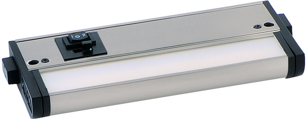 Maxim 89992SN CounterMax MX L 120 3K Contemporary Satin Nickel LED Under  Cabinet. Loading Zoom