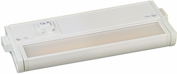 Maxim 89992WT CounterMax MX-L-120-3K Modern White LED Under Cabinet Light