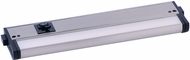 Maxim 89993SN CounterMax MX-L-120-3K Modern Satin Nickel LED 12  Under Cabinet Lighting